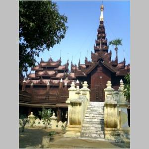 Myanmar, Mandalay-Inwa 2004