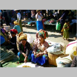 Myanmar, Inle & Yangon 2004